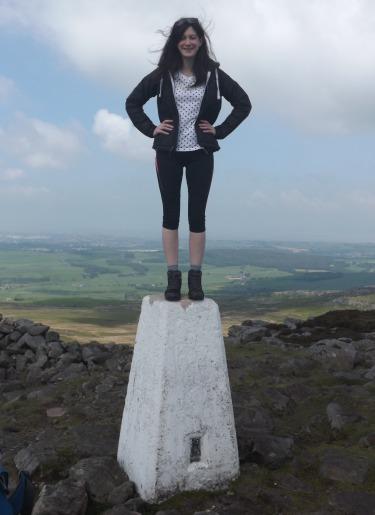 Clougha Summit