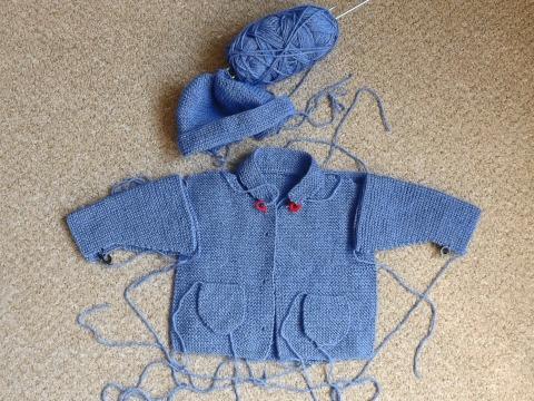 Baby Jacket 1