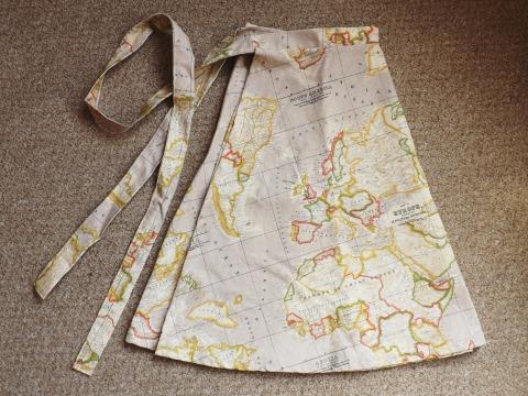 Map Skirt 1