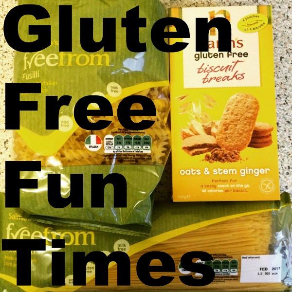 Gluten Free Fun Times
