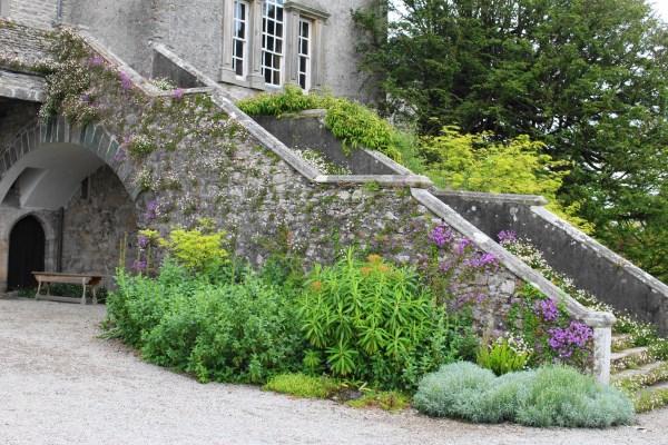 Sizergh Castle Steps