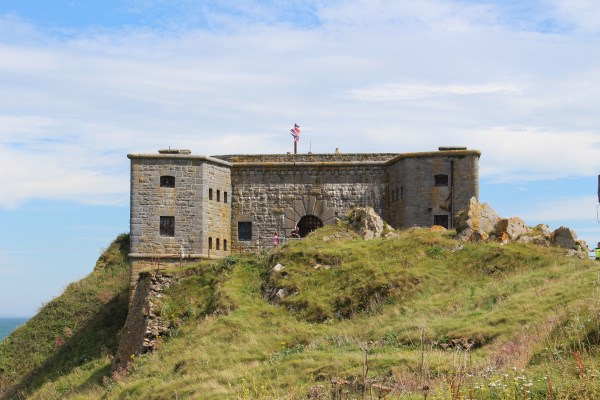 4 Tenby Fort