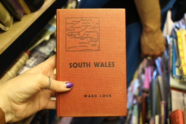 6 South Wales Vintage Book