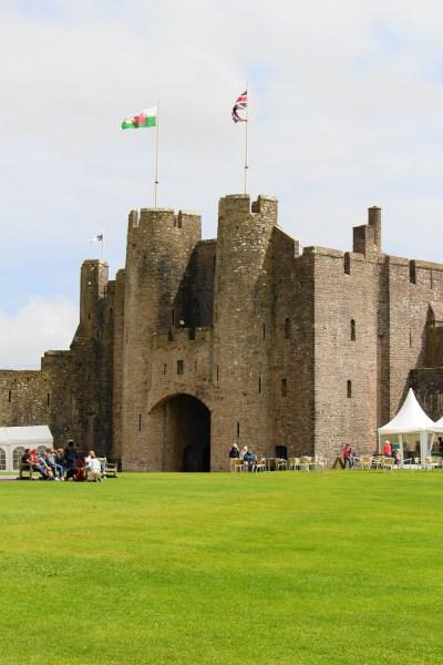8 Pembroke Castle