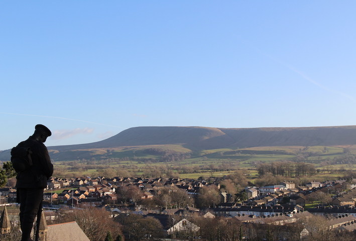 Pendle Hill View Jan 2016